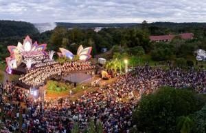 No te pierdas el Iguazú en Concierto