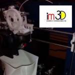 """""""La impresión en 3D permite vender un producto antes de haberlo hecho"""" afirmó Tabachnik"""