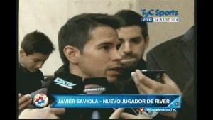 """Saviola: """"Es el momento ideal para volver a River"""""""