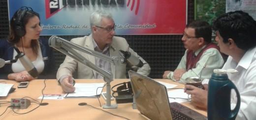 Jiménez anunció que se realizará el Congreso AJUNAF en Iguazú