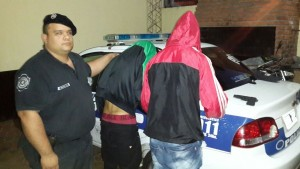 Posadas: dos jóvenes fueron detenidos por intentar robar con un arma de juguete