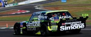 TC: Mauro Giallombardo fue el más rápido del viernes en un gran día para Ford; buen papel de Carlitos Okulovich