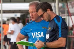 Panamericanos: Miguel Seró viajará con Las Pumas a Toronto 2015