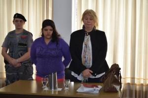 Leve condena a la joven que mató a su bebé recién nacido en Aristóbulo del Valle