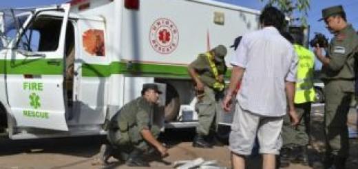 Narcoambulancia: los acusados se desligaron del cargo por tráfico de droga