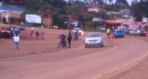 Cuatro detenidos y más de 39 vehículos retenidos en Intensos controles en Bernardo de Irigoyen