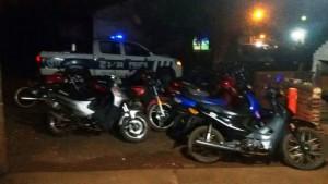 Más de 15 detenidos en controles vehiculares en Posadas y Candelaria