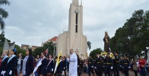 Oberá celebró el día de San Antonio, su Santo Patrono