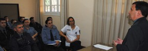 En Jefatura se reunieron oficiales de prensa de las distintas Unidades Regionales