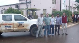 Comenzó la confección de la Hoja de Ruta del Rally de Misiones