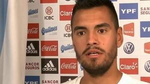 """Sergio Romero: """"Nuestro objetivo es llegar al último día de la Copa América"""""""