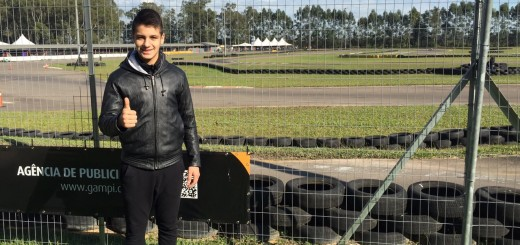 Fórmula Renault: Rudito entrenó en Paraná y está a punto para Rafaela