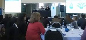 SAMSA presentó sus avances en inversiones y tecnología del servicio en Buenos Aires