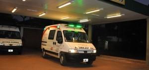 Falleció un hombre atropellado por un automóvil días atrás en El Soberbio