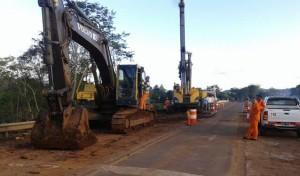 Desde mañana restringen circulación vehicular por obras sobre el arroyo El Torto