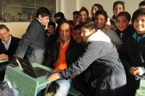 """Scioli: """"Queremos generar cada vez más sustentabilidad social y económica"""""""
