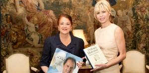 Karina Rabolini y la embajadora en el Reino Unido, Alicia Castro, firmaron acuerdo de cooperación