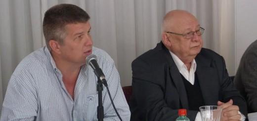 Ahora Ziegler negocia alianza con el Pro y la UCR