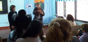 Escuela en contexto de encierro recibió netbooks del programa Gurí Digital