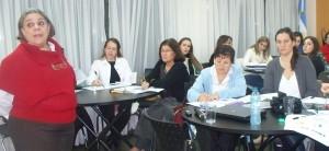 """Capacitación en el CEJUME: """"La mediación es un derecho y lo mejor es buscar soluciones constructivas"""""""