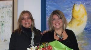 La Semana de Francia abrió con exposición de pinturas de las hermanas Varela Poujade