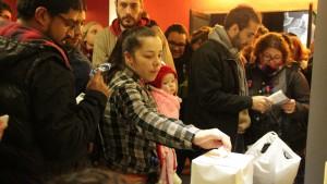 El público desbordó las salas del Festival Oberá en Cortos y votó por su película preferida