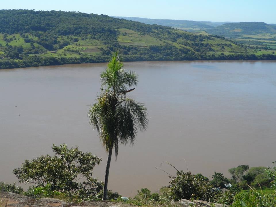 Panambí: solamente una familia evacuada, el puerto permanece cerrado