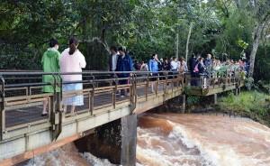 Cataratas del Iguazú se prepara para un movimiento intenso la semana que viene