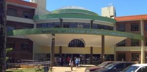 El Hospital Escuela registra menos ingresos de enfermedades respiratorias que en otros años