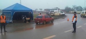 Intenso operativo policial en Misiones por la visita del Papa a Paraguay