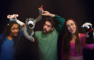 """Para los chicos Gurises al teatro presenta """"El papagayo mágico"""""""