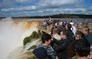 Misiones vive una temporada turística que va camino al récord