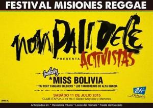 Misiones On Line sortea entradas para la banda reggae Nonpalidece