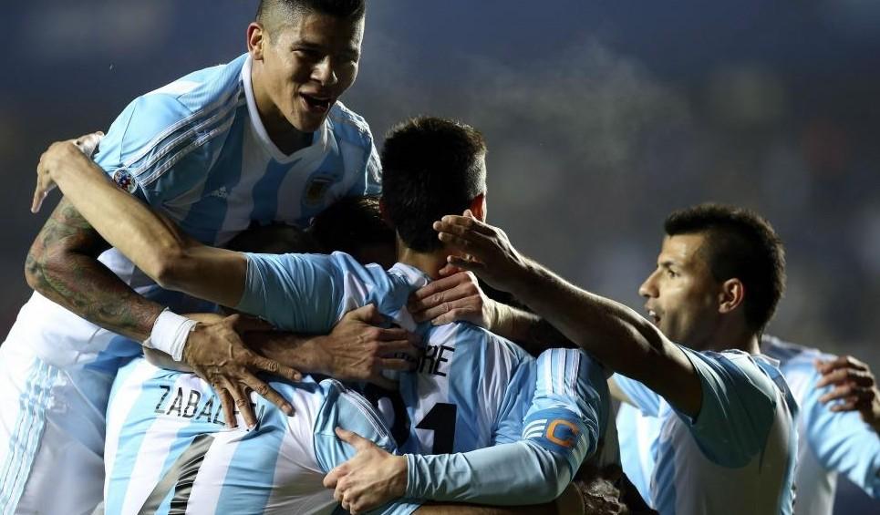 Mira el resumen de la victoria de Argentina por goleada ante Paraguay