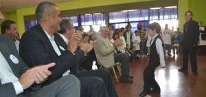 """Eldorado: realizaron acto del 10º aniversario de la escuela """"Héroes de Malvinas"""""""