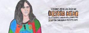 Bestia Bebe trae todo el indie para una noche de rock alternativo