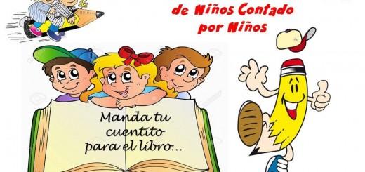 Invitan a participar del 3º Encuentro de Cuentos y Poesía de Niños contados por Niños