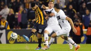 Central igualó sin goles con Vélez y perdió terreno en la pelea de arriba