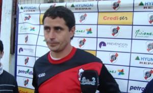 """Zucarelli realista, a pesar de la victoria: """"Esto va a ser así hasta las fechas finales"""""""