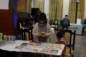 Hasta las 20 horas puede disfrutarse la segunda Feria municipal del Libro en el Paseo Bossetti