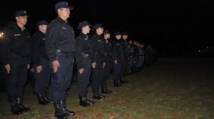 Se lanzó el 1° Curso Básico de Infantería a nivel Nacional
