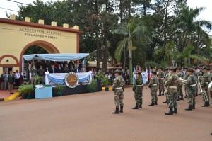 El Escuadrón 9 de Oberá celebró el 77 aniversario de Gendarmería Nacional