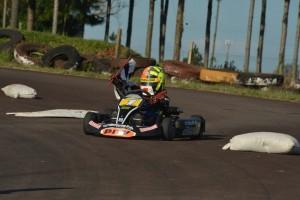 La quinta fecha del karting se corre en Oberá