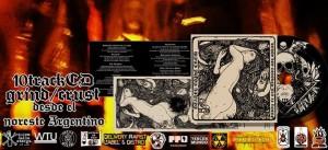 """El grindcore misionero ya tiene su disco: """"Todos los colores van al negro"""""""