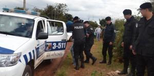 Secuestraron armas, droga y detuvieron a tres personas por el doble homicidio en Los Helechos