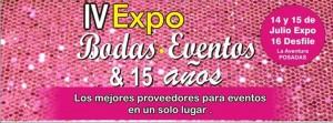 Mañana comienza la cuarta edición de la Expo Bodas y Eventos en la Aventura