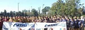 Rugby: Lomas representará a Misiones en los juegos Nacionales Evita
