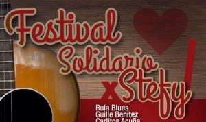 """Todos por Stefy"" este sábado en Montecarlo"