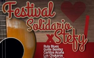 Este fin de semana se realizará el recital solidario para la familia de Stefy Vier en Montecarlo