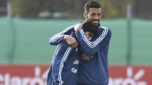 Final con Chile: Garay, aún con malestar, está en carrera para ser titular; la duda ahora surgió en el medio